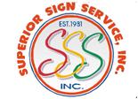 Superior Sign Service Inc